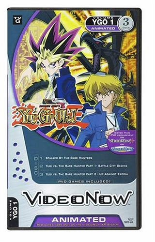 Videonow Personal Video Disc 3-Pack: Yu-Gi-Oh #1