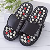 ACCU PADUKA/SLIPPER SPRING SLIPPER ACUPRESSURE & MAGNETIC FULL BODY MASSAGE Foot Care Yoga Paduka Massager (Multicolor)(Free Size)