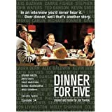Dinner For Five, Episode 34