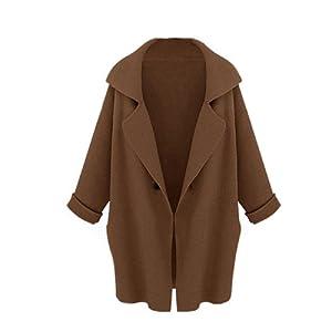 Tasso gilet veste manteau pour femme casual manteau automne hiver en vrac outwear cape