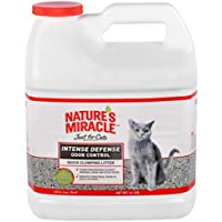 Natures Miracle NM-5969 14 lbs. Intense Defense Clumping Litter