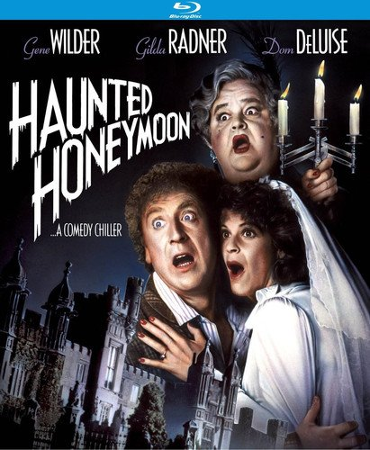 Haunted Honeymoon (1986) [Blu-ray]
