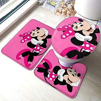 Minnie Mouse Non Slip Bath Mat