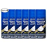 Mr. Shaver Shaving Foam- Sports (283g) (Pack of 6)