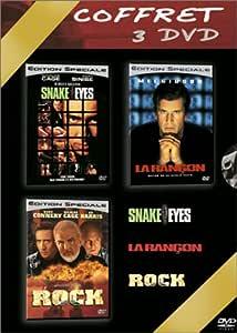 Snake Eyes + La rançon + Rock [Francia] [DVD]: Amazon.es ...