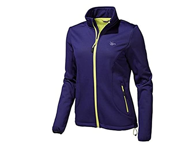 Crivit Outdoor - Chaqueta - para Mujer Purple/Lime S/38/40 ...
