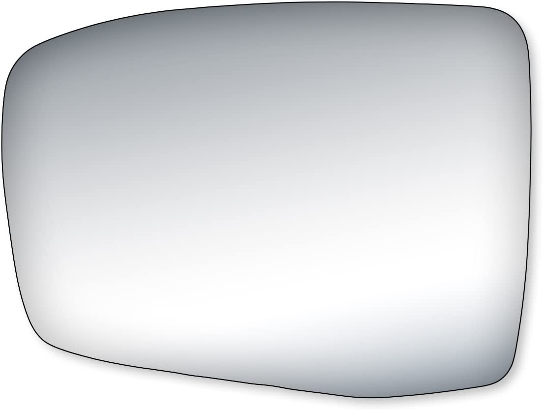 Fit System 99257 Honda Odyssey Driver Side Replacement Mirror Glass