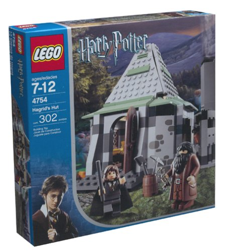 Lego Stories & Themes Harry Potter Hagrid's Hut - Names Hut