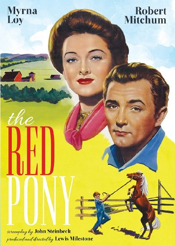 The Red Pony by Olive Films