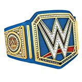 WWE Authentic Wear Universal Championship Blue