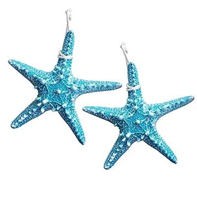 Yunko Mediterranean Style Design Beach Starfish Decoration Size Large