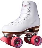 Chicago Women's Classic Roller Skates - White Rink Skates - Size 8