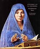 Front cover for the book Antonello da Messina : Sicily's Renaissance Master by Gioacchino Barbera