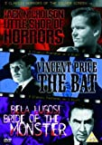 Little Shop of Horrors/the Bat/Bride of the Monster [Import anglais]