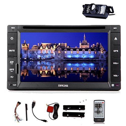 EinCar GPS Capacitive TouchScreen Car DVD Player: Amazon.co.uk: Electronics