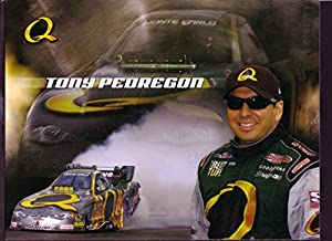 TONY PEDREGON NHRA HERO CARD NITRO FUNNY CAR 2005 VF