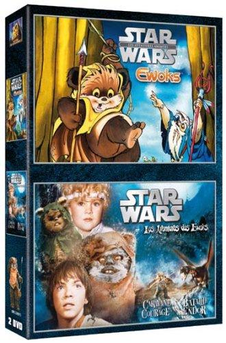 Ewoks / Ewoks 2 - Coffret 2 DVD