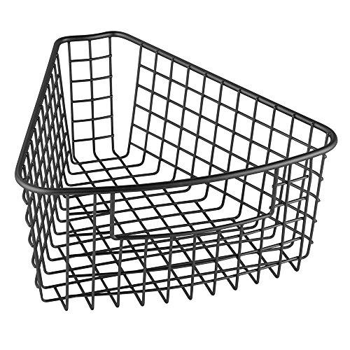 fridge baskets with handles - 9