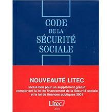 Code de la sécurité sociale 2001 (ancienne édition)