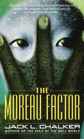 book cover of The Moreau Factor