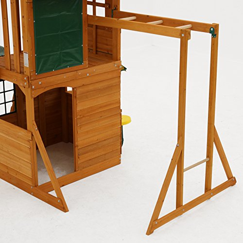 Big Backyard F270855 Ridgeview Clubhouse Deluxe Play Set by Big Backyard (Image #3)
