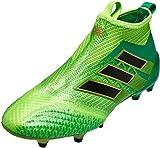 adidas JR Ace 17+ Purecontrol FG Solar Green, Size 4