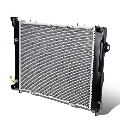 (For 93-97 Jeep Grand Cherokee 4.0 AT OE Style Full Aluminum Core Radiator DPI 1396)