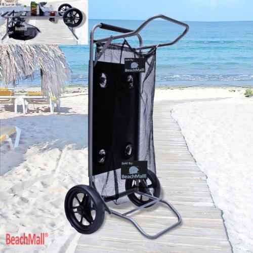 beach chair with wheels - 8