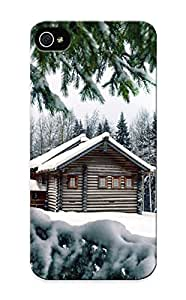 MKowv0ZzHsl New Iphone 6 4.7 Case Cover Casing(mountain Cabin )/ Appearance