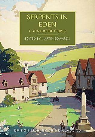 book cover of Serpents in Eden