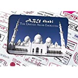 The united Arab emirates tourist souvenirs in Asia Soft magnetic refrigerator 1 a mosque of ABU dhabi