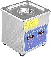 Limpiador por ultrasonidos, 2 L, digital, limpieza por ...