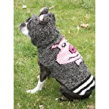 Piggy Hoodie Sweater for Dogs Size: XL, My Pet Supplies