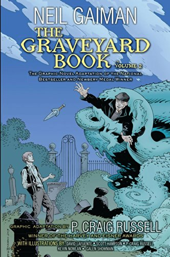 The Graveyard Book Graphic Novel: Volume 2 ()