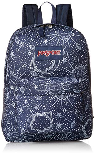JanSport JS00T50149M Superbreak Backpack (Star Map) ()