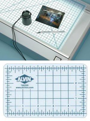 Alvin Translucent Professional Self-Healing Cutting Mat, 12'' x 18'' (TM2218)