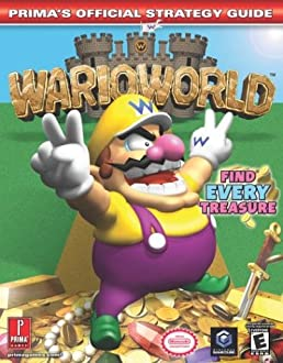 wario world official strategy guide prima s official strategy rh amazon co uk Wario Land 4 Wario Land Shake It