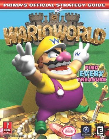 Wario World (Prima's Official Strategy Guide)