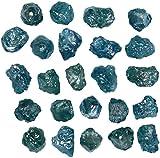 2.27 Ct Natural Loose Diamond Rough Shape Blue Color 24 Pcs K3886