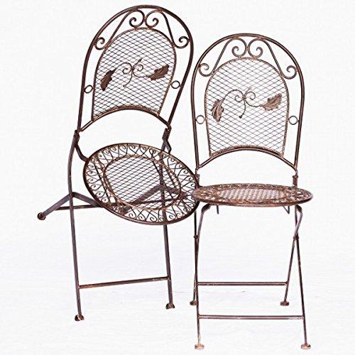 Garten Stühle Gartenmoebel Klappstühle Haus und Garten Zwei Gartenstühle im Set