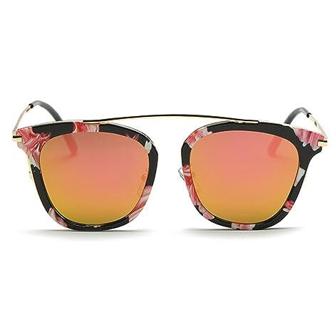 LYM&&Gafas de protecciónn Gafas de Sol de Moda para Mujer ...