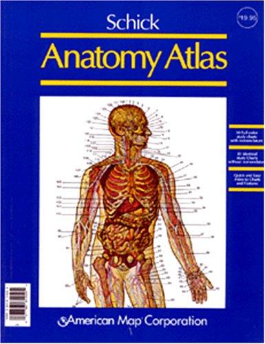 Schick Anatomy Atlas (American Map)