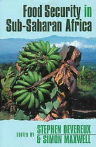 Food Security in Sub-Saharan Africa