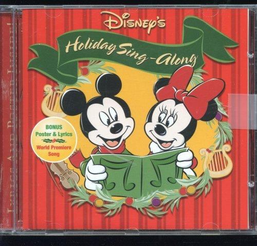 Disney's 2021 model Holiday Sing-Along Max 56% OFF