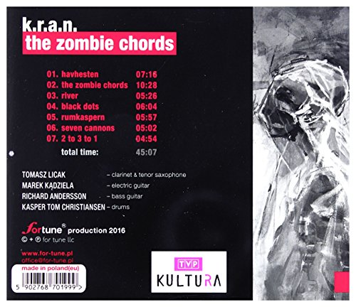 K.R.A.N. - Zombie Hords - Amazon.com Music