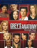 Grey's Anatomy: The Complete Fourth Season [Blu-ray]
