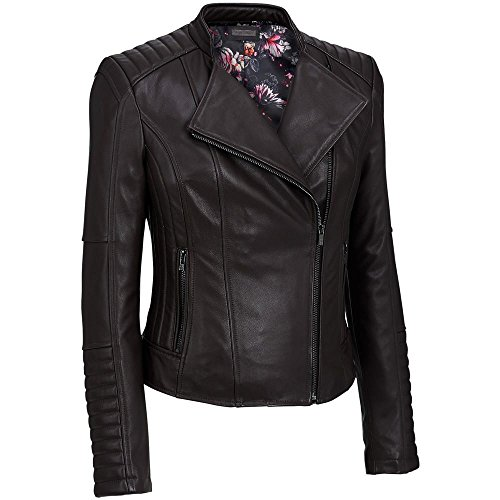 product review for black rivet womens plus size lamb moto jacket w quilting jackets coats lovers. Black Bedroom Furniture Sets. Home Design Ideas