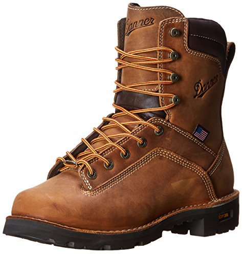 Boot Work Cabelas - Danner Men's Quarry USA 8 Inch Work Boot,Distressed Brown,11 EE US