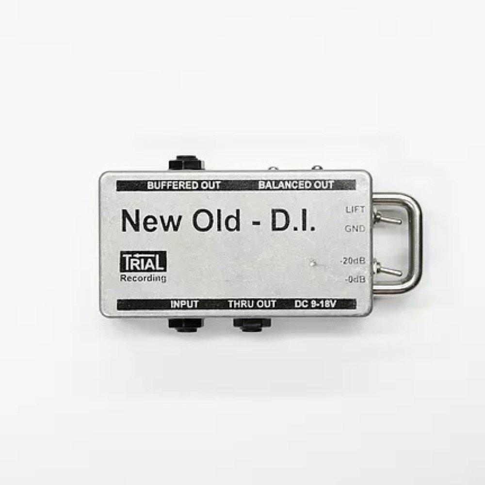 New Old D.I.   B06XP7F2F5