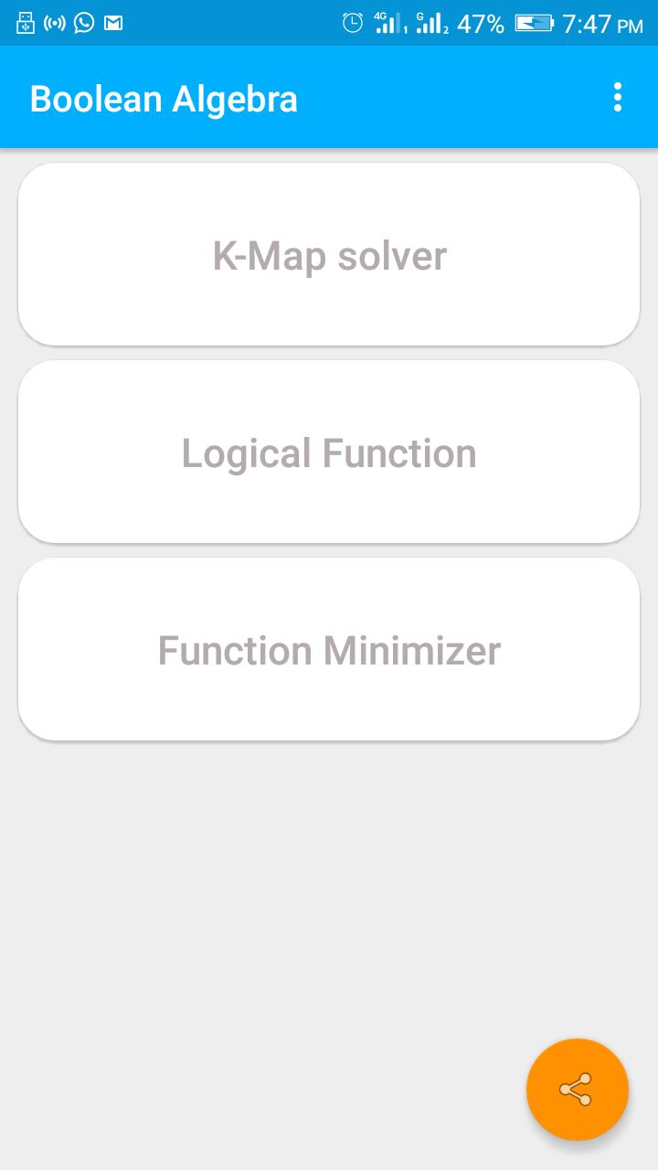 Amazon.com: Boolean Alge - K map solver | function minimizer ... on